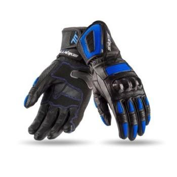 Guantes Seventy Degrees SD-R20 Racing Mujer Verano Negro Azul