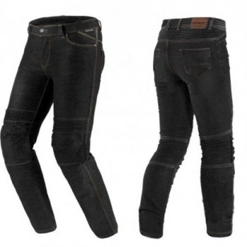 Pantalón vaquero Seventy Degrees SD-PJ6 Slim FIT Hombre Negro