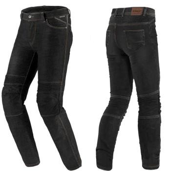 Pantalón vaquero Seventy Degrees SD-PJ8 Slim FIT Mujer Negro