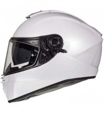 Casco MT BLADE 2 SV Solid A0 Brillo Blanco Perlado