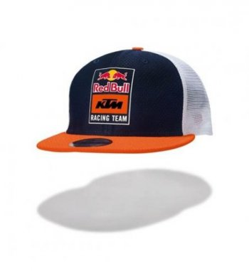 Gorra niño KTM Kids Fletch Trucker Cap Red Bull