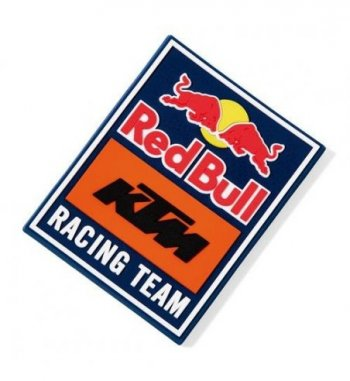 Imán KTM Emblema Magnetic Red Bull