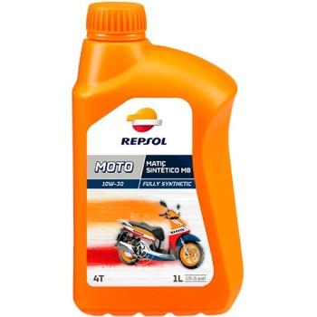 Aceite de motor REPSOL Moto Matic 4T 10W/30