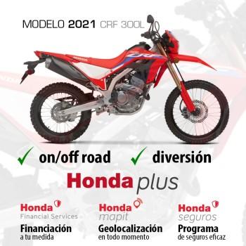 HONDA CRF300 L 2021