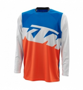 Camiseta KTM Pounce Shirt White
