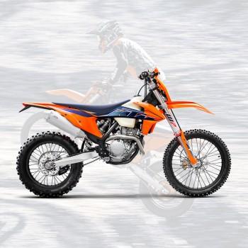 KTM 350 EXC-F 2022 - Enduro 4T