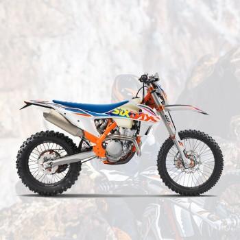 KTM 350 EXC-F SIX DAYS 2022 - Enduro 4T