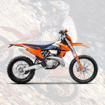 KTM 300 EXC TPI 2022 - Enduro 2T