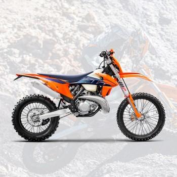 KTM 250 EXC TPI 2022 - Enduro 2T
