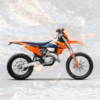 KTM 150 EXC TPI 2022 - Enduro 2T