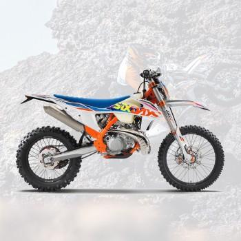 KTM 250 EXC TPI SIX DAYS 2022 - Enduro 2T