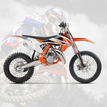 KTM 85 SX 19/16 2022 - MX 2T