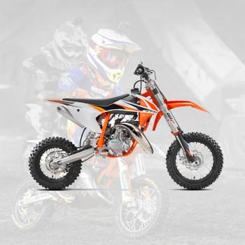 KTM 50 SX 2022 - MX 2T