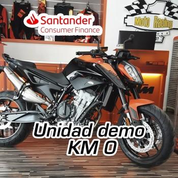 KTM 890 Duke 2021 Unidad demo K0