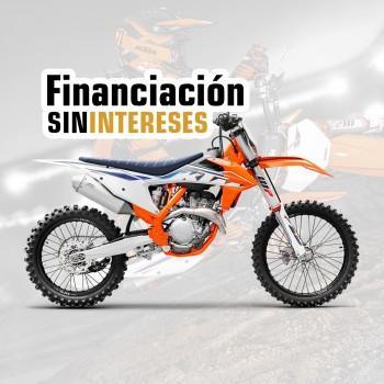 KTM 350 SX-F 2022 - MX 4T