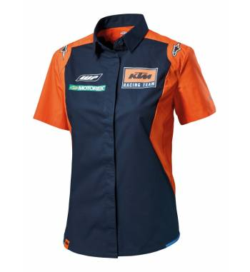 Camisa Ktm GIRLS REPLICA...