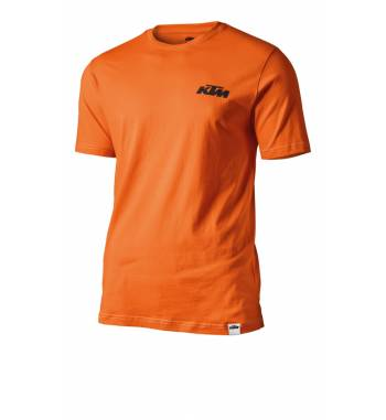 Camiseta Ktm RACING TEE ORANGE