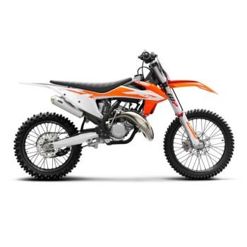 KTM 125 SX 2020 DEMO