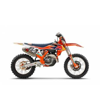 KTM 450 SX-F HERLINGS...