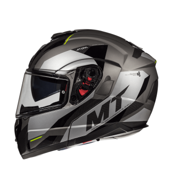 CASCO MT ATOM SV TRASCEND E2 GLOSS MATT GRAY