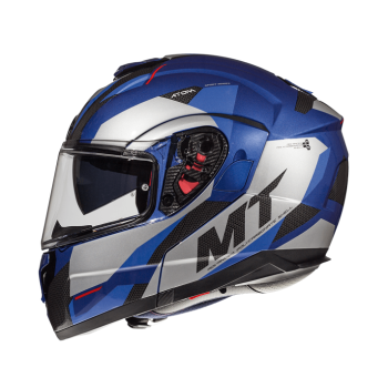 CASCO MT ATOM SV TRASCEND E7 GLOSS BLUE