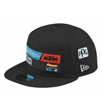 Gorra Ktm Tld Team Hat...