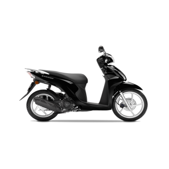 Honda Vision 110 Negra 2020