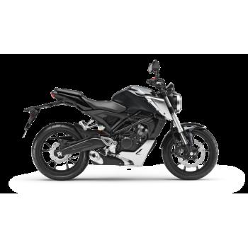Honda CB125R Negra 2020