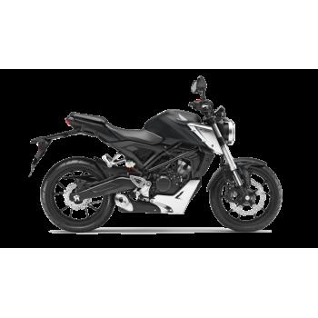 Honda CB125R Gris Mate 2020