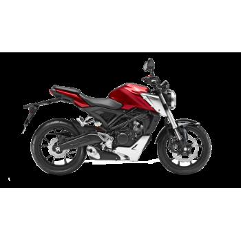Honda CB125R Roja 2020