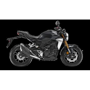 Honda CB300R Negra 2020