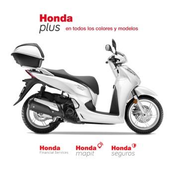 Honda SH300i Topbox