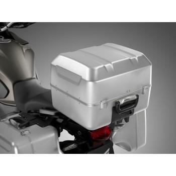 Top Box 39L - color aluminio