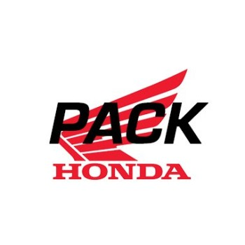 Pack Touring - color NH-A16P Blanco Cool Perlado